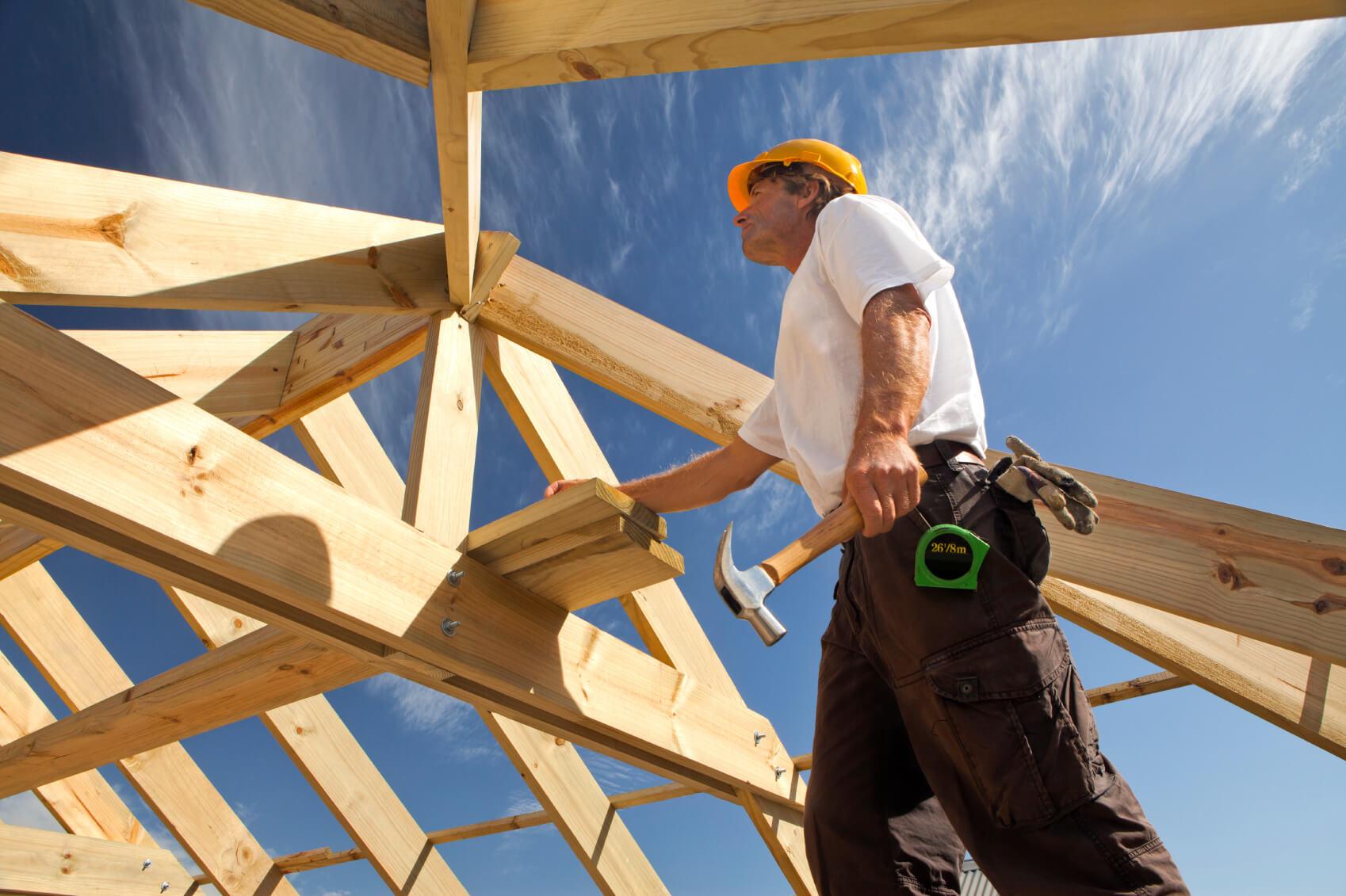 Madeiras nobres para construção civil